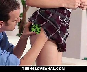 TeensLoveAnalRedhead..
