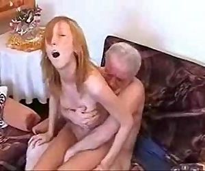 grandpa fuck a hottie -..
