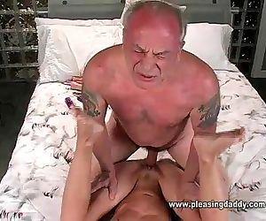 Allison Loves Mature Cock