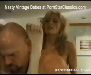 Bald Guy Fucks Babes..