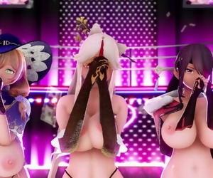 Genshin Prostitution..