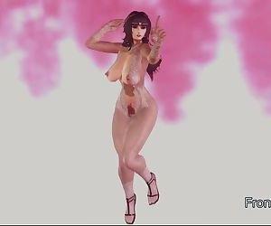3D Futa Dance