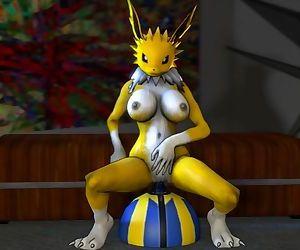 Pokemon Furry Yiff..
