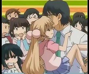 loli anime funny scene..