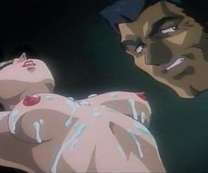Anime Maid Titfuck..