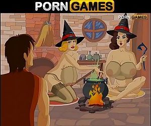 Fuck some horny witches..