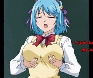Kurumu Anime Edging JOI..