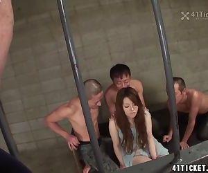 Miu Aizaki\'s Jail Cell..