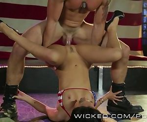 Wicked - Asa Akira and..