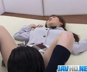 Asian oral stimulation..