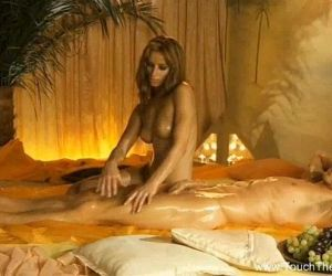 Sensual Massage Play..