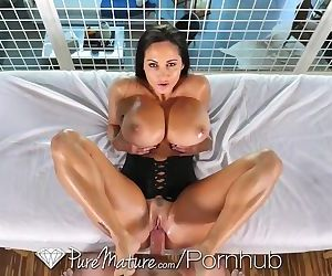 PureMature Oiled up..