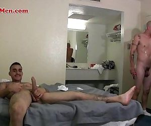 Hot latino thugs fuck..
