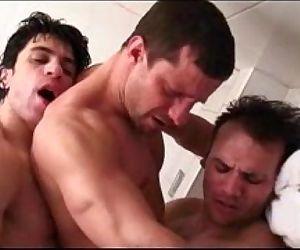 Argentinos en el sauna 1