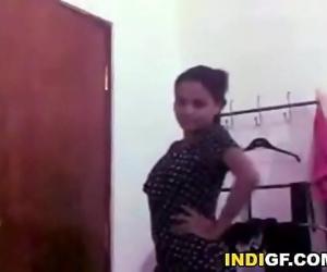 Busty Desi Girlfriend..