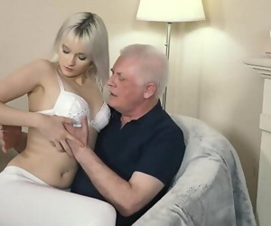 Young blonde hardcore..