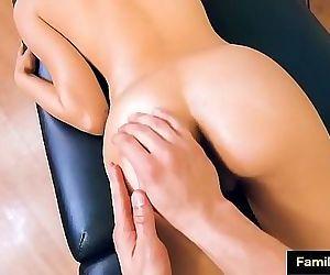 Fucking on the massage..