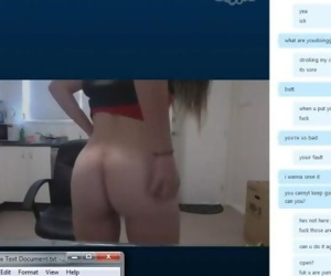 Cute Girl From Omegle -..