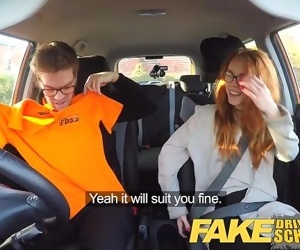Fake Driving School..