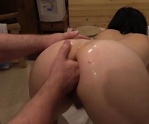Fisting anal
