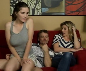 Molly Jane in dad fucks..