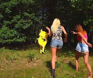 Pika Pika - Pikachu..