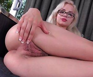 Teen movies Blonde clip porn