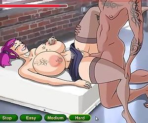 Hentai sex game..