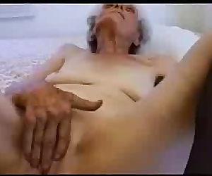 Old slut 84 years old..