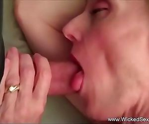 Sexy MILF Knows What..