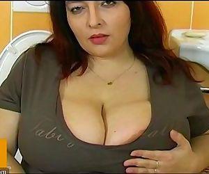 Fat bbw woman have sex..