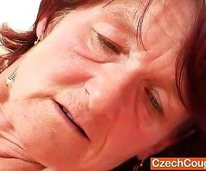 Ugly oma Matylda..