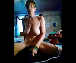 Saggy tits Joanna 55 in..