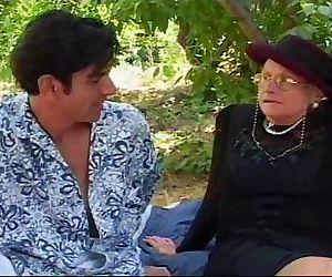 Granny Kathy Gets..