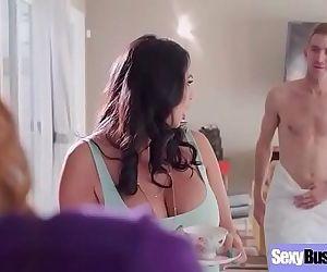 Hot Big Tits Wife..