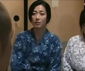 Asian Japanese blind..