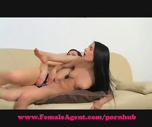 FemaleAgent. Gymnast..