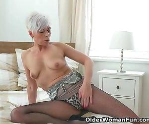 Euro milf Kathy White..