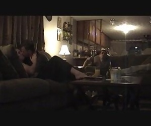 makingout while husband..