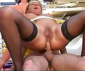 A nice french mature