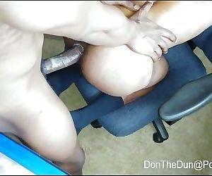 Daddy Pounding Me