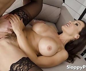 Horny MILF Lisa Ann 6..