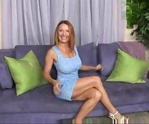 sexy mature lady..