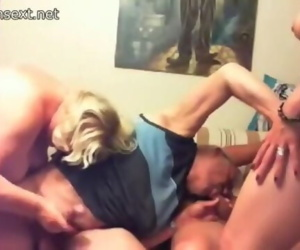 Amateur Bisexual Couples