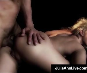 Milf Queen Julia Ann..