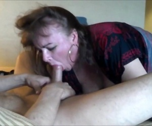 Mature Wife Enjoys Some..