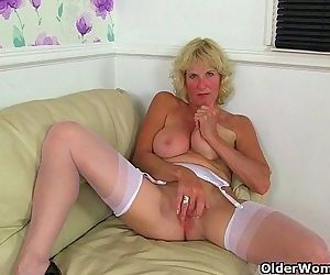 British milfs Molly and..