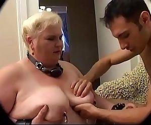 Old fetishist women do..