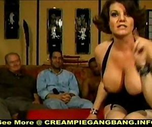 White Trash Creampie..