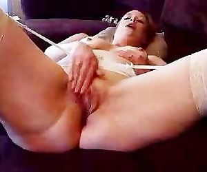 Naughty Mom Couch..